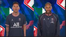 ¡Viva México! Messi y Neymar festejan el Día de la Independencia