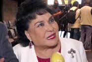 """Carmen Salinas se siente feliz de volver a las novelas como """"abuelita de David Zepeda"""""""