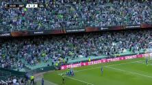 ¡GOL!  anota para Real Betis. Borja Iglesias