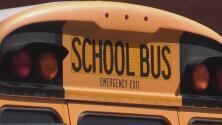 Rutas de autobuses escolares se ven afectadas ante la falta de choferes en Peoria