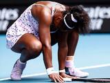 Serena Williams queda fuera del Australian Open
