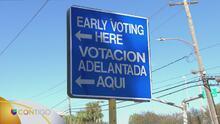 Inicia el periodo de votación temprana para las elecciones de noviembre