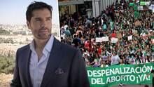 """""""Hoy, México tiembla, por sus hijas e hijos que no nacerán"""": Eduardo Verástegui relaciona despenalización del aborto con el sismo que sacudió el centro del país"""