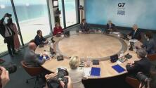 Donación de vacunas contra el coronavirus a los países mas desfavorecidos, el tema central de la cumbre del G7