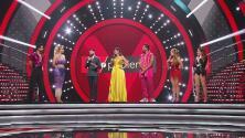 Emoción y confesiones de los finalistas de Mira Quién Baila y la eliminada de la noche, Lindsay Casinelli