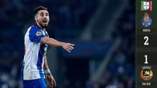 Herrera y Tecatito siguen líderes con el Porto tras triunfo ante el Rio Ave