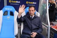 Allegri admite que rechazó una oferta para entrenar al Real Madrid