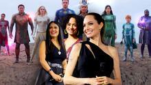 Marvel hará historia gracias al elenco de The Eternals