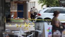 Familiares de víctimas del tiroteo masivo en Miami-Dade esperan noticias de sus seres queridos