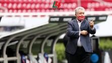 La confianza de los jugadores hacia Vucetich es fundamental en Chivas