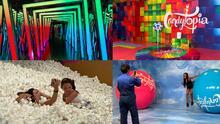 Descubre un mundo de dulces y caramelos con la exhibición interactiva Candytopia en Houston