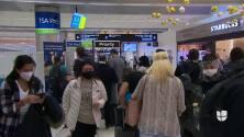 Vuelos cancelados a nivel nacional dejan a cientos de pasajeros varados de LAX