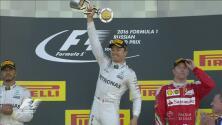 Sochi fue dominado por Nico Rosberg
