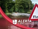 Advertencia de evacuación vigente por riesgo de inundación para el condado de San Mateo