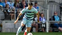 Alan Pulido será baja del Sporting KC hasta por 5 semanas