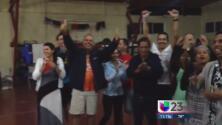 Cubanos varados celebran acuerdo entre países