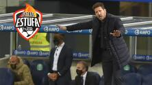Diego Simeone habla de una nueva renovación con el Atlético de Madrid