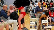 ¡Escándalo! Principal y maestros reciben bailes exóticos de estudiantes durante actividad escolar
