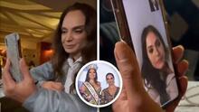 Lupita Jones mete la pata al hacer 'copy & paste' en su felicitación para la Miss Universo, Andrea Meza