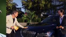 El auto que le salvó la vida a Tiger Woods: Jaime Gabaldoni muestra a detalle sus innovaciones