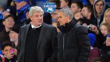 Técnico del New Castle acepta error del VAR y Mourinho le contesta