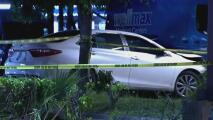 Revelan imágenes del enfrentamiento entre policías y un sospechoso en un centro comercial de Miami-Dade