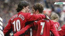 Qué historia: El día que Van Nistelrooy hizo llorar a Cristiano