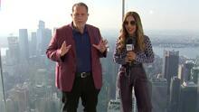 Gelena y Raúl nos presentan el nuevo y espectacular mirador en un edificio de Nueva York