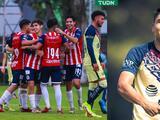 ¡Clásicos con goleadas! Chivas gana en la Sub-20 y América responde en la Sub-18