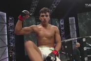 ¡Dominante! Cristian Pérez rinde a Dumar Roa en Combate Global