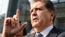 Uruguay rechaza el pedido de asilo del expresidente peruano Alan García
