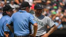 Héctor Santiago, el primer expulsado por sustancias ajenas en MLB