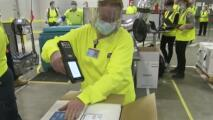 Find out how the Miami airport prepared for the massive vaccine distribution