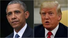 Qué dice la carta que Barack Obama escribió para Donald Trump antes de dejar la Casa Blanca