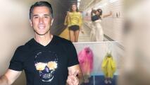 En medio de amenazas de demanda, Sergio Mayer se divierte en Nueva York con su familia
