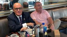 Exsocio de Giuliani, Lev Parnas, es condenado por delitos de financiación de campañas