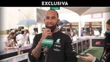 """Hamilton no se presiona en la pelea del título: """"Me divierto y lo disfruto"""""""