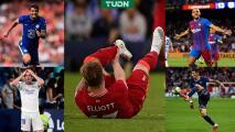 ¡Bajas, dudas y cómo llegan los favoritos a la Champions!