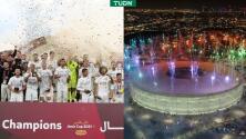 Xavi y Al-Sadd son campeones en inauguración de estadio para el Mundial