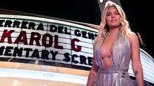 Lágrimas, abrazos y revelaciones: así fue el preestreno del documental 'Karol G: la guerrera del género'