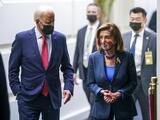 Pese a visita de Biden, demócratas de la Cámara Baja no logran acuerdo para votar este viernes por la ley de infraestructura