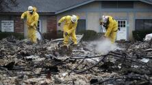 Cancelan órdenes de evacuación para cientos de personas afectadas por el incendio Camp en el norte de California