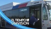 Los cambios que presenta el servicio de transporte público en Houston tras el paso de Nicholas