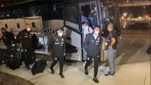 ¡El Tri ya está en Charlotte! México se alista para enfrentar a Ecuador
