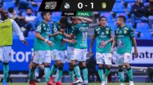Resumen | León quiere Cuartos directo y devoró a Puebla con polémica