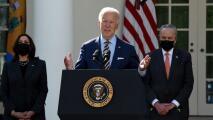 """""""La ayuda ha llegado"""": la administración Biden-Harris celebra la aprobación del proyecto de ley de alivio"""