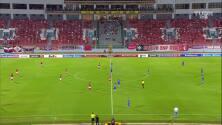 Resumen del partido Malta vs Chipre