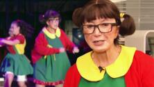 La Chilindrina inicia la gira del adiós con su circo y revela que sufrió depresión durante el último año