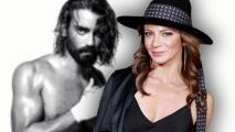 Aseguran que Silvia Navarro es novia del actor Diego Amozurrutia, quien es 12 años menor que ella
