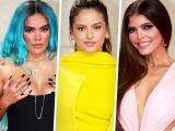 Karol G, Ana Bárbara, Rosalía y otras famosas que acertaron y no en una alfombra de premios musicales